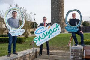 Seachtain na Gaeilge 2021 Launch