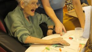 The Arts and Creativity in Care Settings