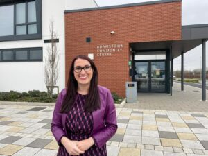 Emer Higgins Adamstown Community Centre