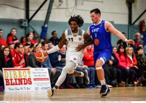 Basketball Ireland Andrew McGeever
