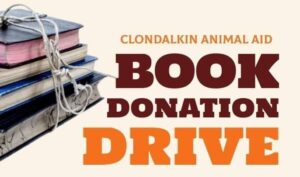 Clondalkin Animal Aid Book Donation