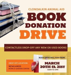 Clondalkin Animal Aid Book Donation