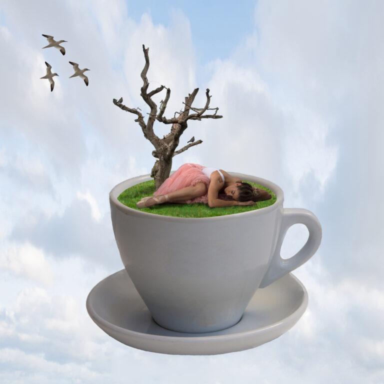 Day Dreaming Gerald Whelan