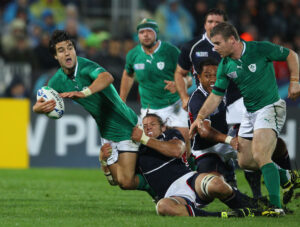 Cassidy Travel Irish Rugby