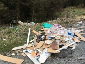 PURE Project Illegal Dumping