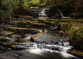 Palmerstown Waterfall Andrew Duff