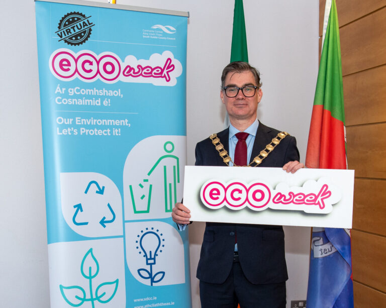 SDCC ECO Week Pic Ben Ryan