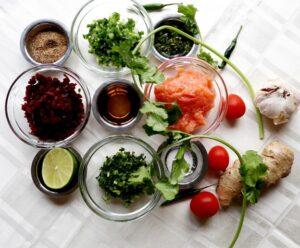 Salmon Newsgroup Recipes