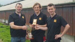 Alfie Cox Best Start Up Award