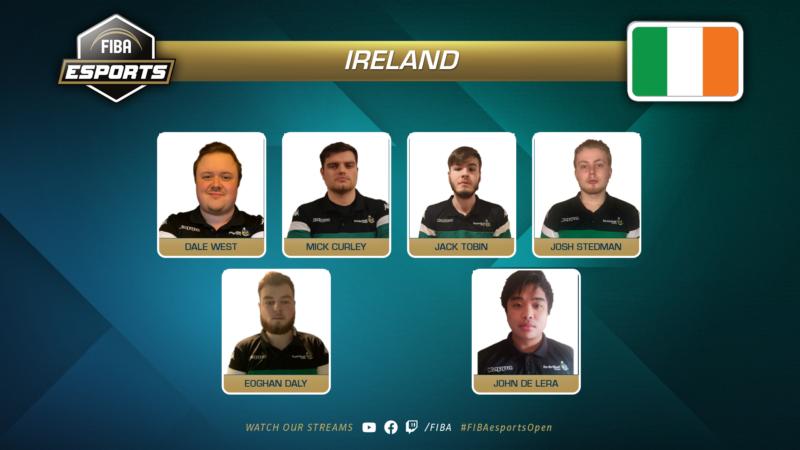 Basketball Ireland Team