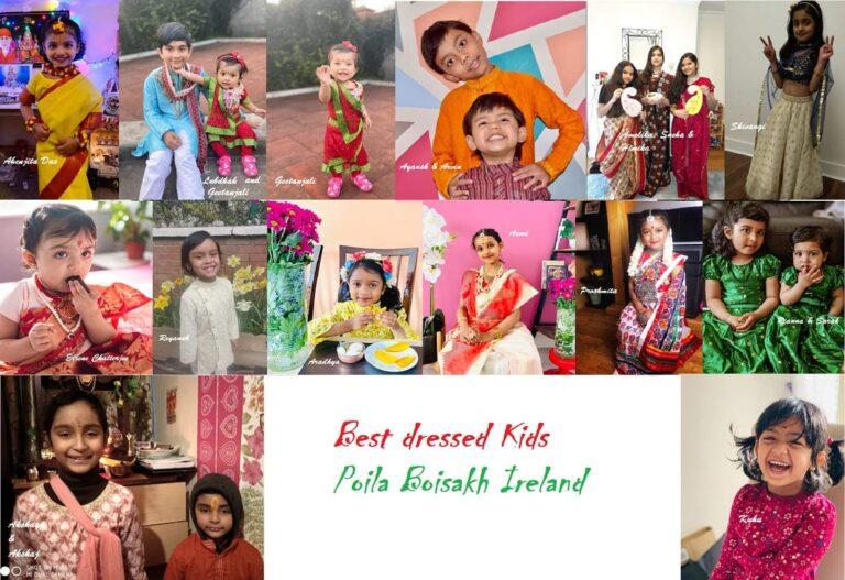 Best Dressed KIds