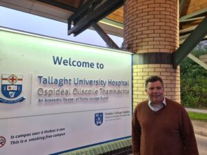 Brian Lawlor Tallaght Hospital