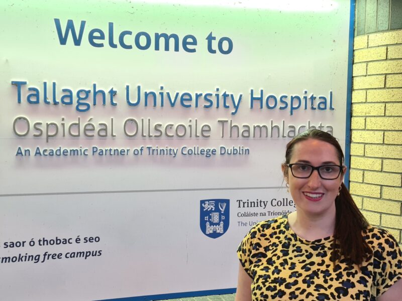 Emer Higgins Tallaght Hospital
