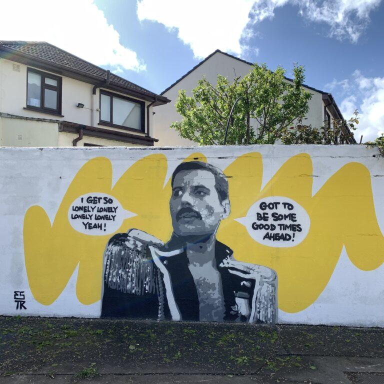 Freddie Mercury Kingswood