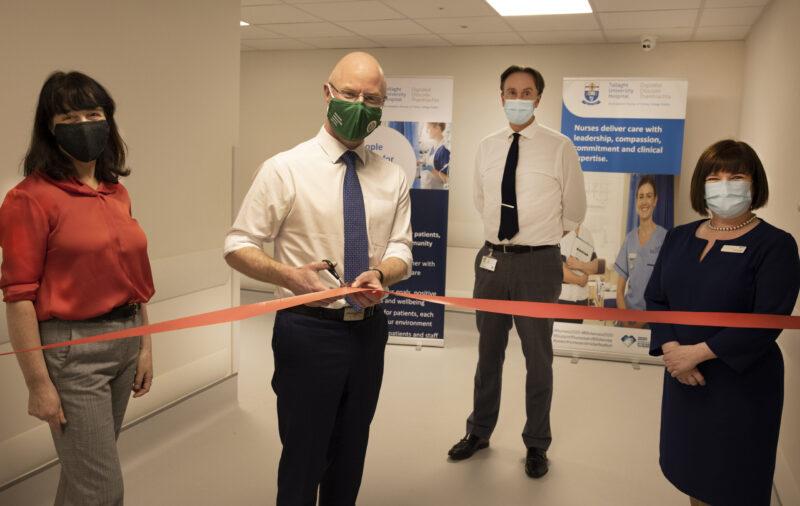 RDSC Opens Tallaght Hospital