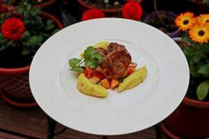 pork medallions newsgroup recipes