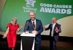 Good Causes Awards Gaelphobal Thamhlachta