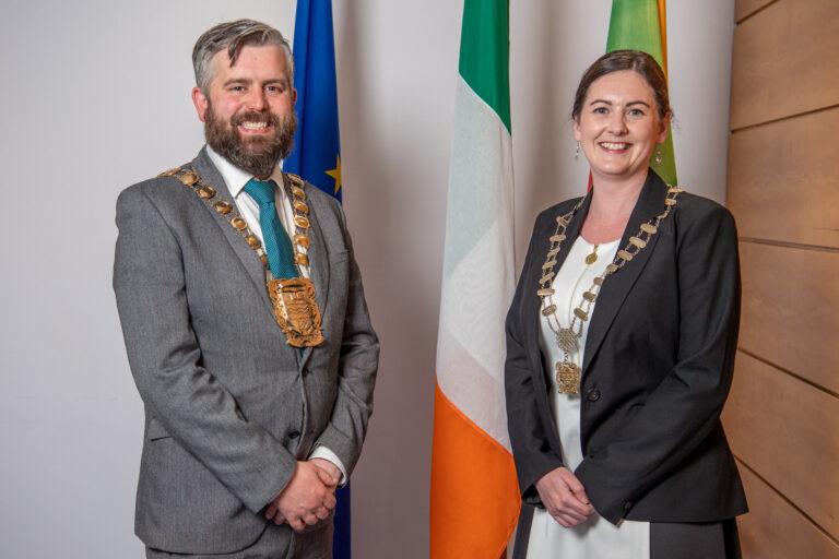 SDCC Mayor and Deputy Mayor