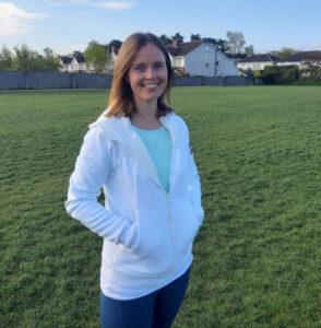 Skin cancer survivor Ailish McBride