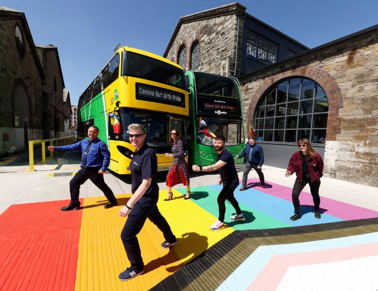 dublin bus pride