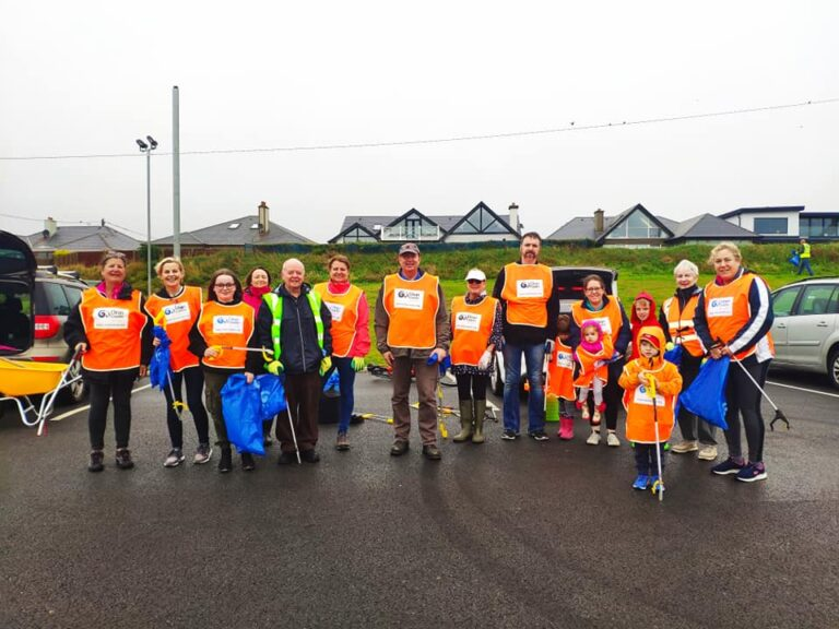 Rush Tidy Towns after the Big Beach Clean
