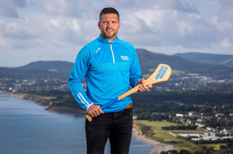 Conal Keaney teams up with Electric Ireland for the 2020 Electric Ireland GAA All-Ireland Minor Championship Finals