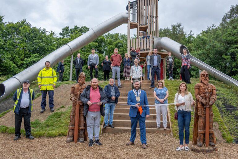 Corkagh Park Playspace