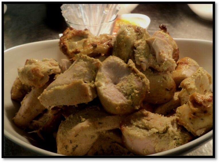 Creamy Chicken Tikka Newsgroup Recipes