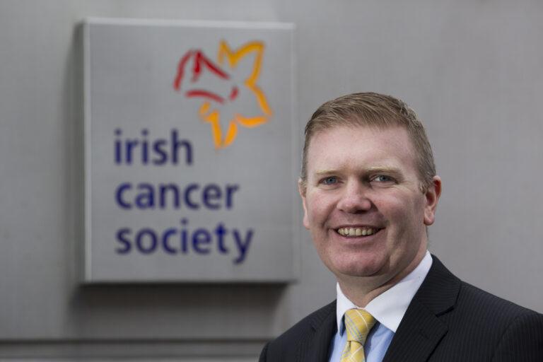 Donal Buggy Irish Cancer Society