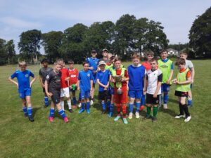 Esker Celtic FC Summer Camp