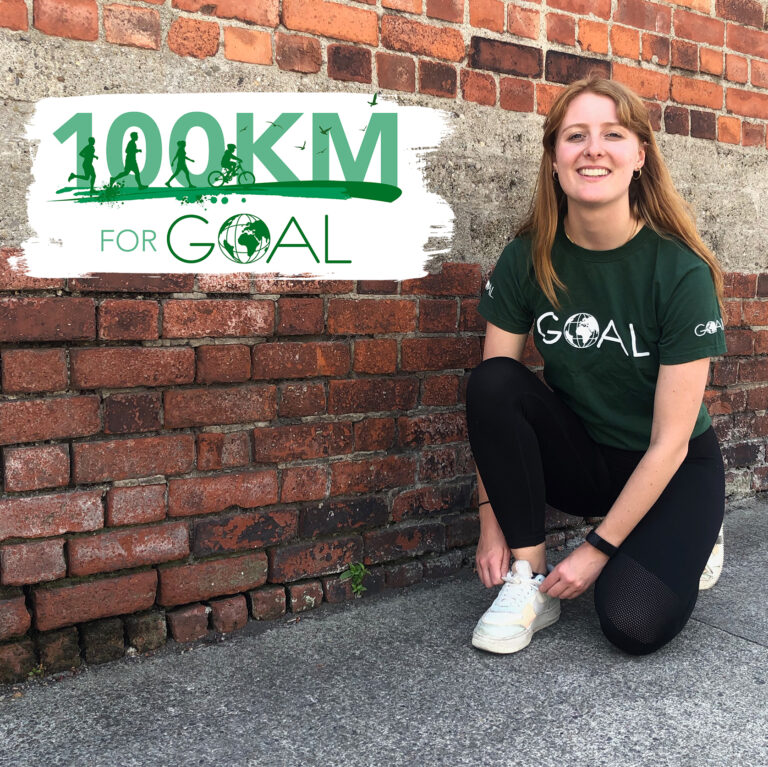 GOAL 100km