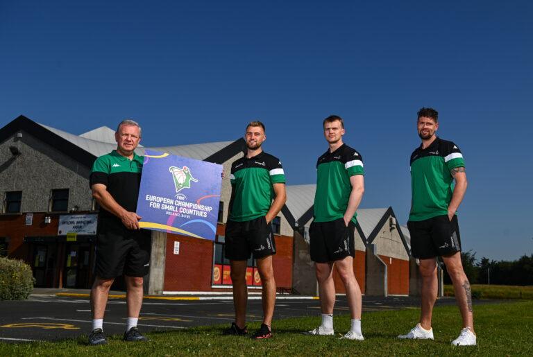 Ireland Senior Mens Squad Named Ahead of FIBA European Championship For Small Countries