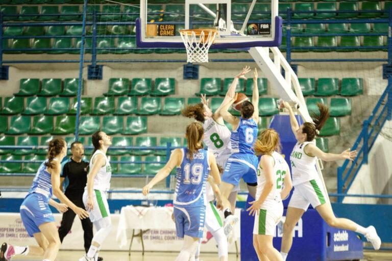 Ireland v Luxembourg Basketball