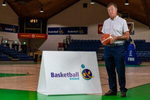 Paddy Boyd Basketball Ireland interim CEO