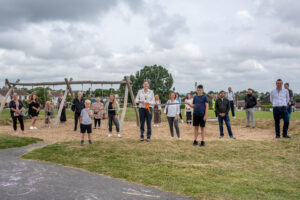 Playspace in Whitechurch group