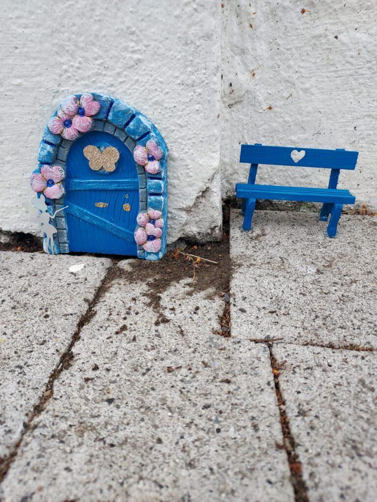 Rathcoole Garda Fairy Door
