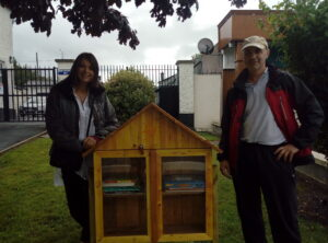 Community Library At Rathcoole Garda Station