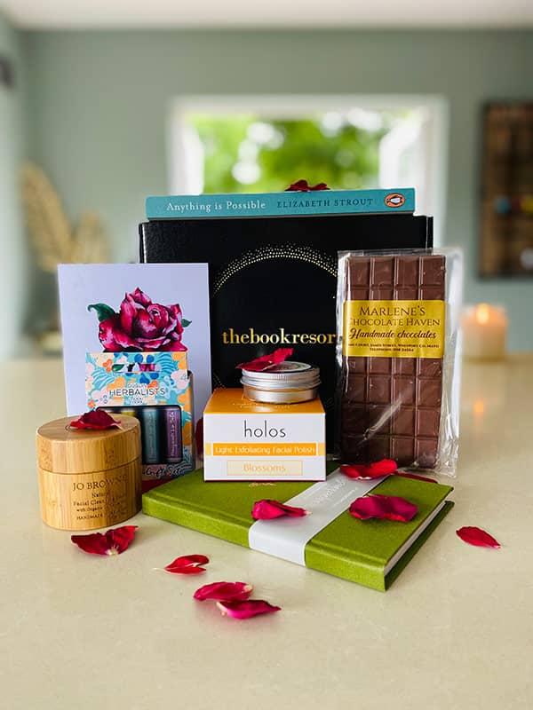 The Book Resort Unique Gift Box