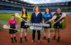 The Camogie Association launch Skill Evolution