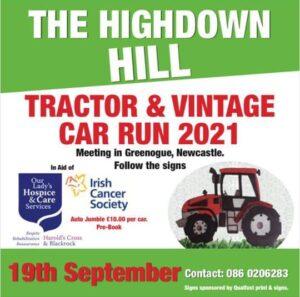 Tractor Run Rathcoole
