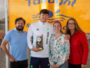 Brendan Hyland Tallaght Swim Team