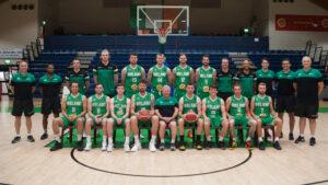 Ireland Senior Men's squad for FIBA European Championship for Small Countries