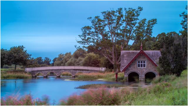 Palmerstown Carton Boathouse Michael Church
