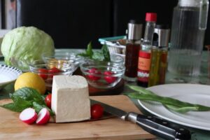 Tofu Salad Newsgroup Recipes