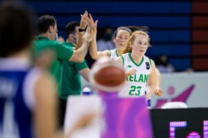 ireland womens basketball