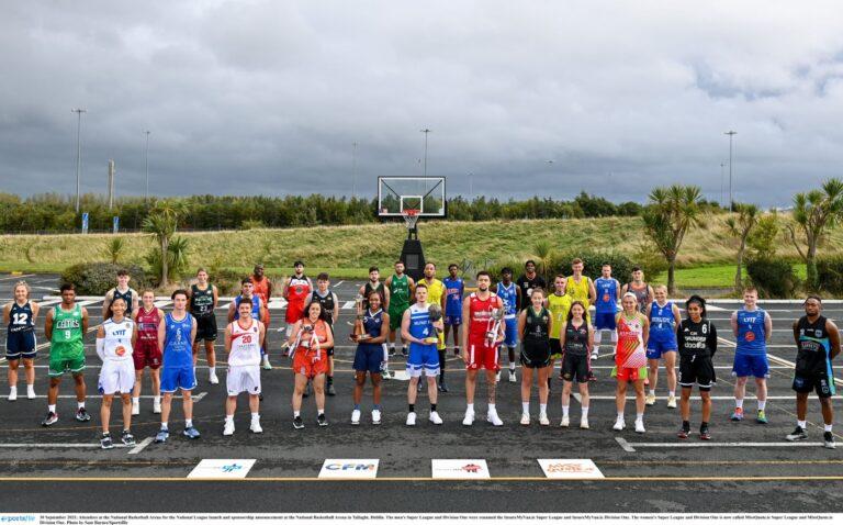 Basketball Ireland CFM