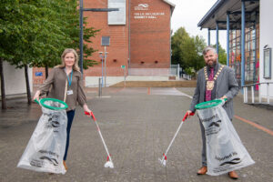 Join in Dublin's Biggest clean-up event