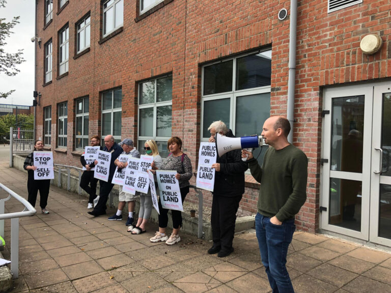 Council Sells Land Killinarden
