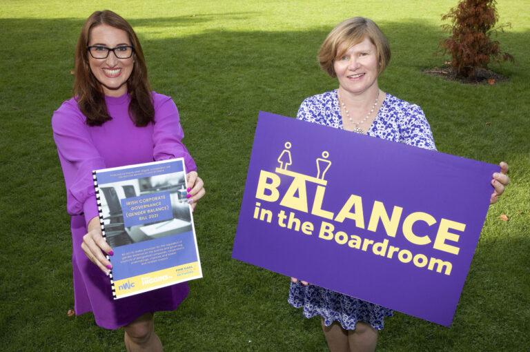 Gender Balance Bill Emer Higgins