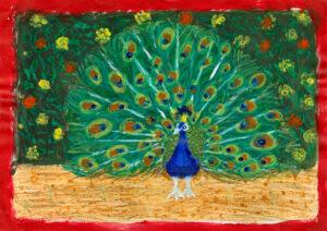 Pranay Seetharaman Texaco Child Art 2021